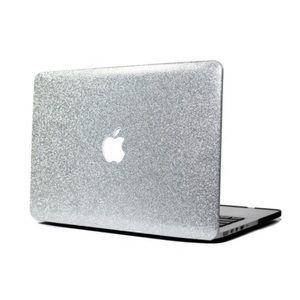 Silver Glitter Bling MacBook Air Case 15 inch